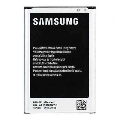 New 3200mAh Samsung Galaxy Note 3 Replacement Battery B800BU for N9005 N9000