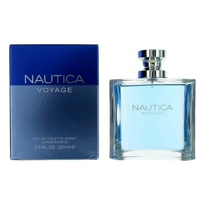 Nautica Voyage Cologne by Nautica 3-4 oz EDT Spray for Men NEW