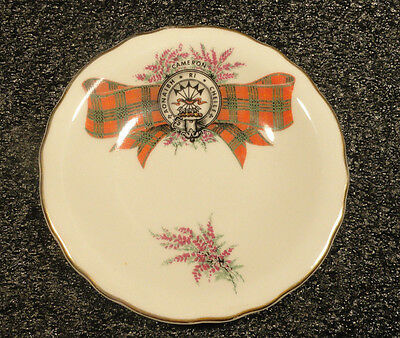Royal Grafton Scotland Monteiths Tartan LTD Dish