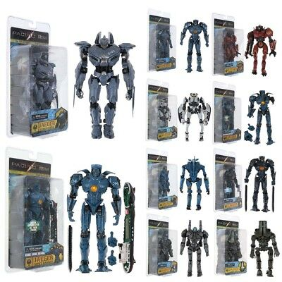 Pacific Rim Series Tacit Ronin Gipsy Danger Romeo Blue 7 Action Figure New US