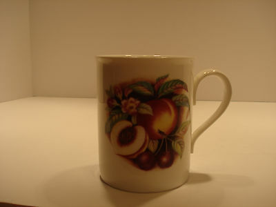 Royal Grafton Mug Fruit Motif