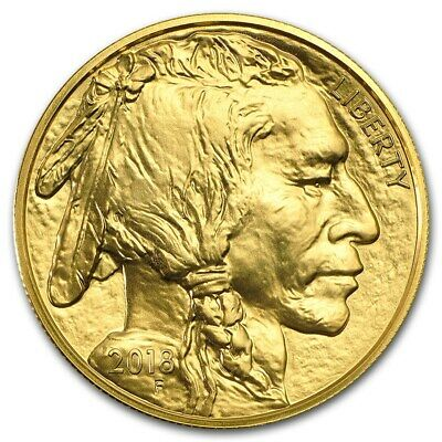 SPECIAL PRICE 2018 1 oz Gold Buffalo Coin Brilliant Uncirculated - SKU 159695