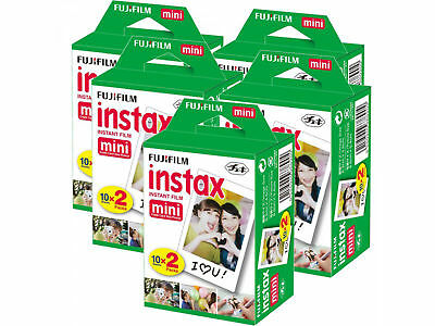 20-40-50-60 - 100 Prints Fujifilm instax instant film For Fuji mini 8 - 9 Camera