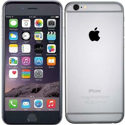 Apple iPhone 6 - 64GB - Grey - Factory Unlocked AT-T  T-Mobile  Global