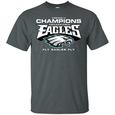 Super Bowl LII 52 Champions T Shirt Hoodie Philadelphia Eagles Twin Cities