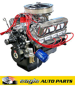 Complete engines engines components car truck parts vehicle blueprint engines ford windsor 347 400hp complete stroker engine bp3474ct 1 malvernweather Image collections