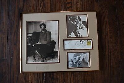 Amelia Earhart Original Photos Signed and Post dated 1934