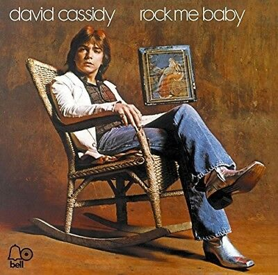 David Cassidy - Rock Me Baby New CD Japan - Import