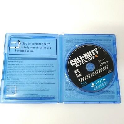 SONY PlayStation 4 Game CALL OF DUTY BLACK OPS III - PS4 CSS-O PPJ003784