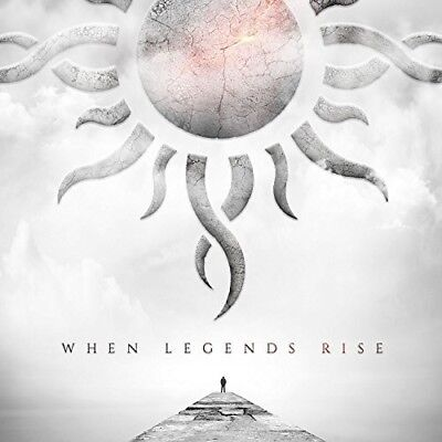 Godsmack - When Legends Rise New CD