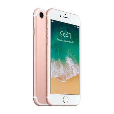 Apple iPhone 7 -  32GB - Rose Gold - Unlocked - Smartphone