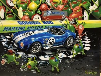 We Olive A Shelby  by MICHAEL GODARD Autographed by Shelby