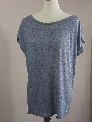 American Eagle Outfitters heather gray oversizetop size Large