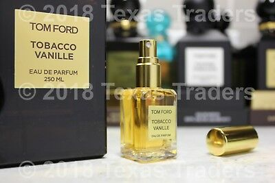 TOM FORD Private Blend AUTHENTIC Perfume Travel Size Spray Atomizer Sample 15mL