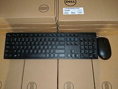 Dell Keyboard KB216 with Dell Mouse MS116 Lot of 10 Sets New In Box