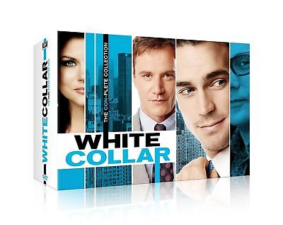 White Collar   Seasons 1-6 DVD Set Complete Series Collection