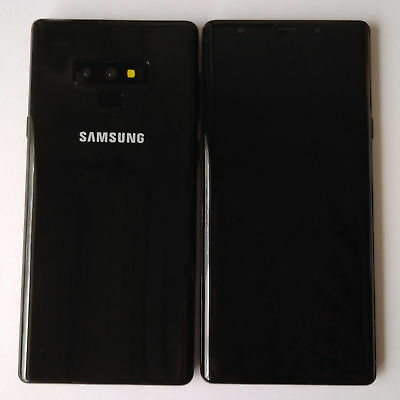Dummy 11 Non-Working Shop Display Phone Model For Samsung Galaxy Note 9 Black-B