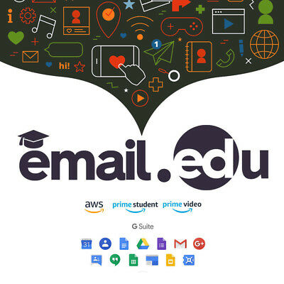 Student EDU Email Free Office Pro - Amazon Prime Student - Google Drive-FreeGift