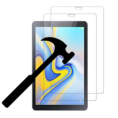 2 PC Tempered Glass Screen Protector for Samsung Galaxy Tab A 8-0 SM-T387 2018