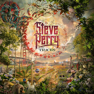 Steve Perry - Traces New CD