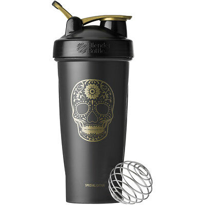 Blender Bottle Special Edition 28 oz- Shaker with Loop Top - Dead Lift