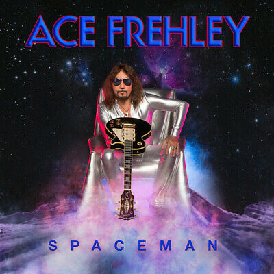 Ace Frehley - Spaceman New CD