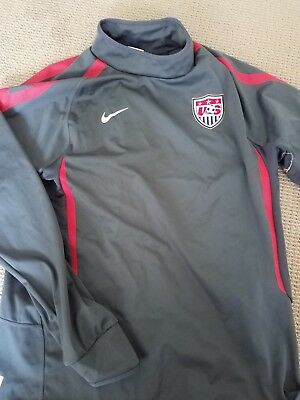 USA Mens Soccer 2010 World Cup Training Top XL