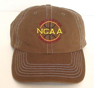 Vtg NCAA HOLY DAY OF OBLIGATION HAT March Madness Final Four College Basketball