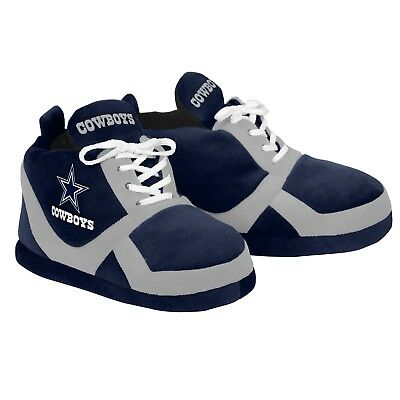 Dallas Cowboys Colorblock Slippers - NEW - FREE USA SHIPPING 15