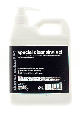 Dermalogica Special Cleansing Gel Pro Size 32 oz  946 mL NEW  AUTH