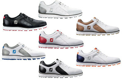 FootJoy Pro SL Golf Shoes 2018 Spikeless Waterproof Leather New - Choose Color