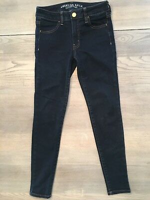 Women's American Eagle Outfitters Super Stretch Jeggings Size 4