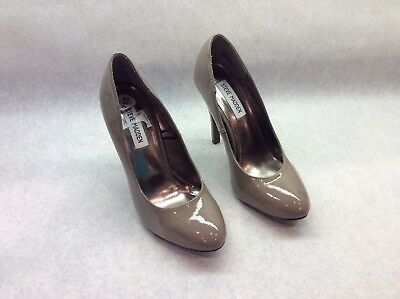 Steve Madden 7-5 Womens Shoes Nude Stiletto Pumps Heels Ronni