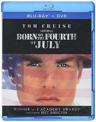 Born On The Fourth Of July Blu-ray - DVD Tom Cruise NEW Sealed Free Shipping