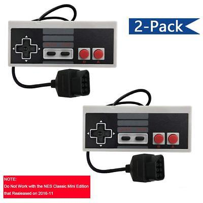 New Controllers for the Original 8-Bit NES Nintendo Entertainment System