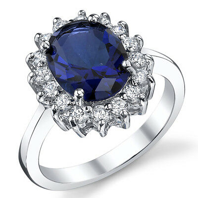 Kate Middletons Controversial Blue Sapphire Cubic Zirconia Engagement Ring