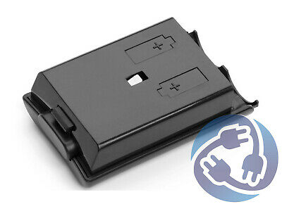 Black Replacement Battery Pack Cover Shell Xbox 360 Wireless Controller