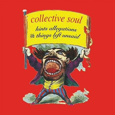 Collective Soul HINTS ALLEGATIONS Limited Black Friday RSD 2018 New Red Vinyl LP