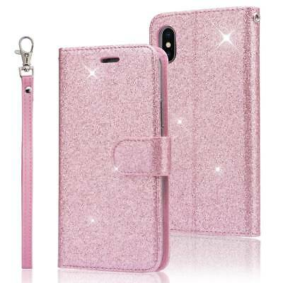 Bling Glitter Sparkle Cute Protective Phone Case Covers For Apple iPhone XR