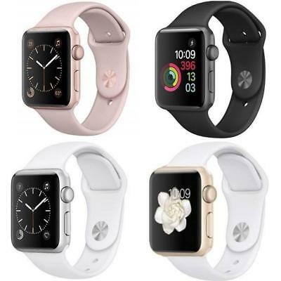 Apple Watch Series 2 - 38mm42mm - Aluminum Case - Sport Band - iOS - Smartwatch