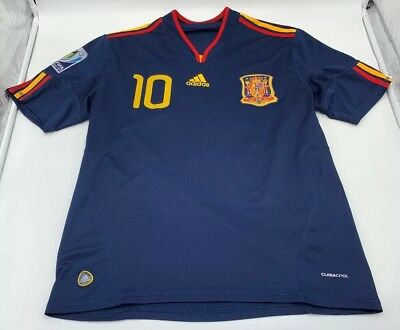 Adidas FIFA World Cup Soccer South Africa 2010 Climacool FABREGAS 10 Jersey
