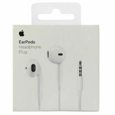 OEM Genuine Original Apple Earpods Headphones for iPhone 5 5s 5C 6 6s  MD827LLA