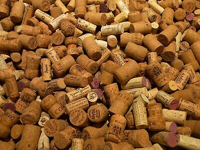 Premium Recycled Corks ChampagneSyntheticNatural Cork Grab bag - 100 Count-