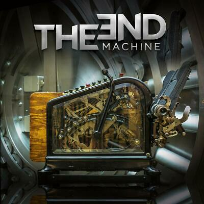 THE END MACHINE CD - THE END MACHINE 2019 - NEW - ROCK - FRONTIERS