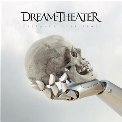 DREAM THEATER - DISTANCE OVER TIME NEW CD