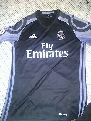 Real Madrid Away Jersey 1617 Adidas Small