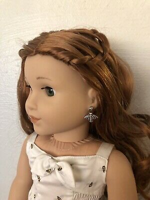 Honey Bee Earring Dangles for American Girl of the year Blaire