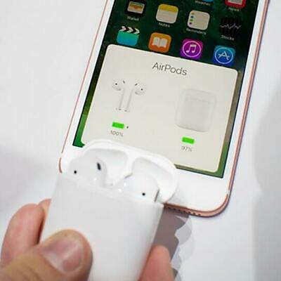 Apple AirPods Bluetooth Wireless Earpiece White Without boxes US Stock