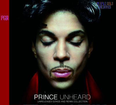 PRINCE UNHEARD - UNRELEASED SONGS AND REMIX COLLECTION 2CD COLLECTORS EDITION