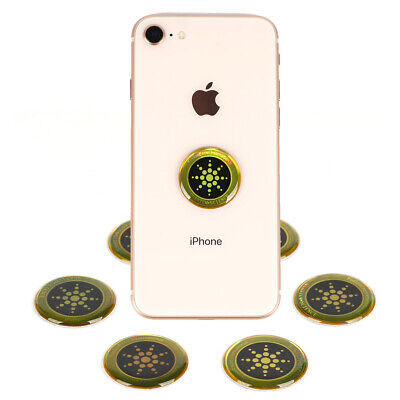 612 PC Anti EMF Radiation Protection Sticker Scalar Energy Cell Phone Home